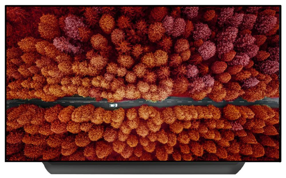 LG 4K Ultra HD OLED-Fernseher OLED55C9/7 HDR10