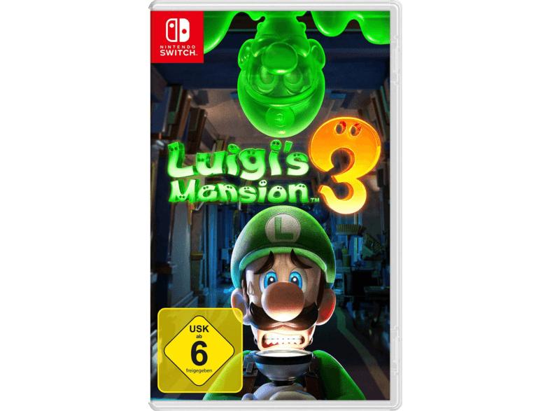 [Mediamarkt.de/Markabholung]: Nintendo Switch - Luigi's Mansion 3 inkl. Taschenlampe mit Paydirekt