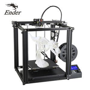 Creality Ender-5 3D-Drucker DIY 220*220*300mm Mit WeißEm PLA-Filament