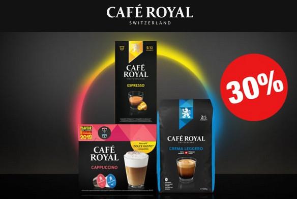 Cafe Royal - 30% Coupon
