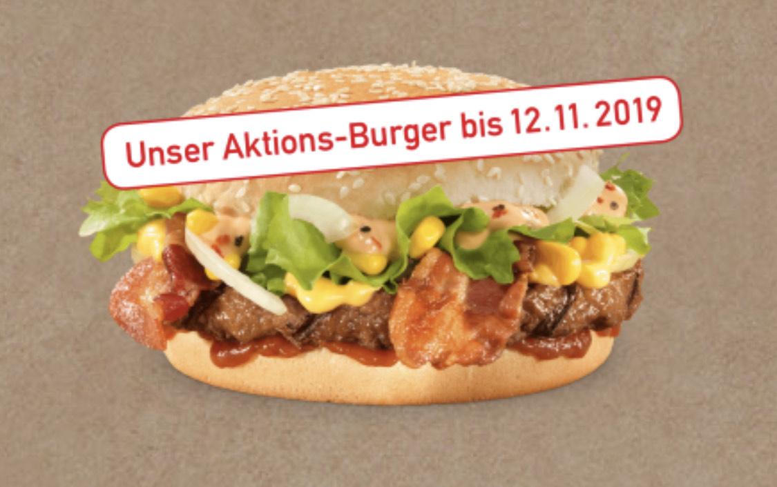[Nur noch heute] burgerme Spicy BBQ Bacon - 25% günstiger