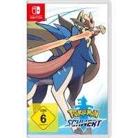 Pokemon Schild / Schwert jeweils für 43,88 Vorbestellung zum 15.11.19 Media markt
