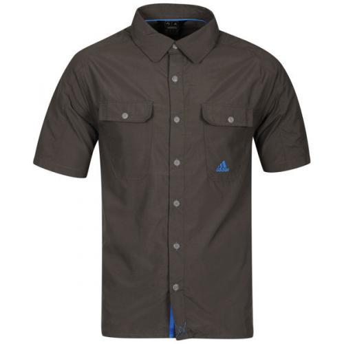 Adidas Menx27s Short Sleeve Shirt @Thehut