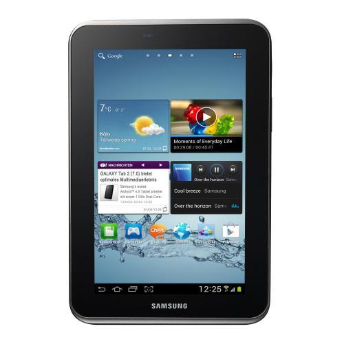 Lokal MM Stuttgart Samsung Galaxy Tab 2 7.0 WiFi (Tablet 7,0 8GB WiFi Android silver- Weiss) für 149 euro/ Yamaha RX-V771 7.2 A/V-Receiver (titan) für 399 euro