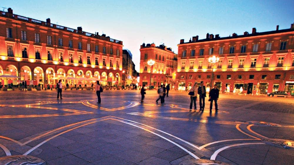 Hin und Zurück von Berlin nach Toulouse/Bordeaux für 16,33€ (Last Minute)