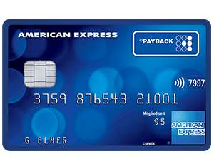 (Personalisiert) Payback American Express 5000 Payback Punkte möglich