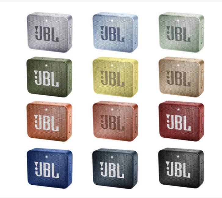 JBL Go 2 in allen Farben [Rakuten + Paydirekt]