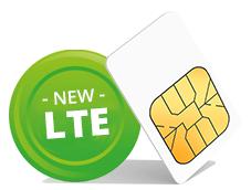 LTE SIM-only mobilcom-debitel O2 Free S 1GB danach 1MBit/s unendlich 8,99€/mtl
