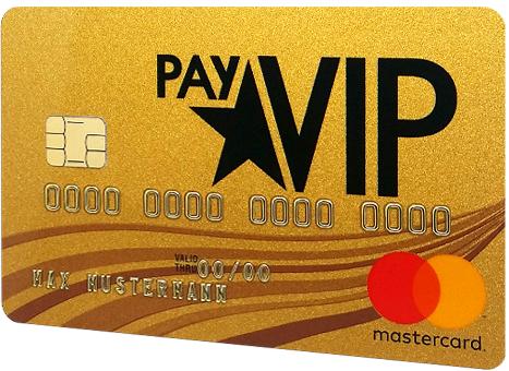 Advanzia PayVIP gebührenfreie Mastercard Gold mit 40€ Amazon Gutschein + 10€ shoop