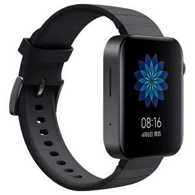 "Xiaomi Mi Watch (WiFi + Cellular, NFC, 1,78"" Amoled Display)"