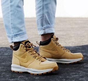Nike Manoa Sneaker/Stiefel aus Nubukleder (Gr. 44-48)