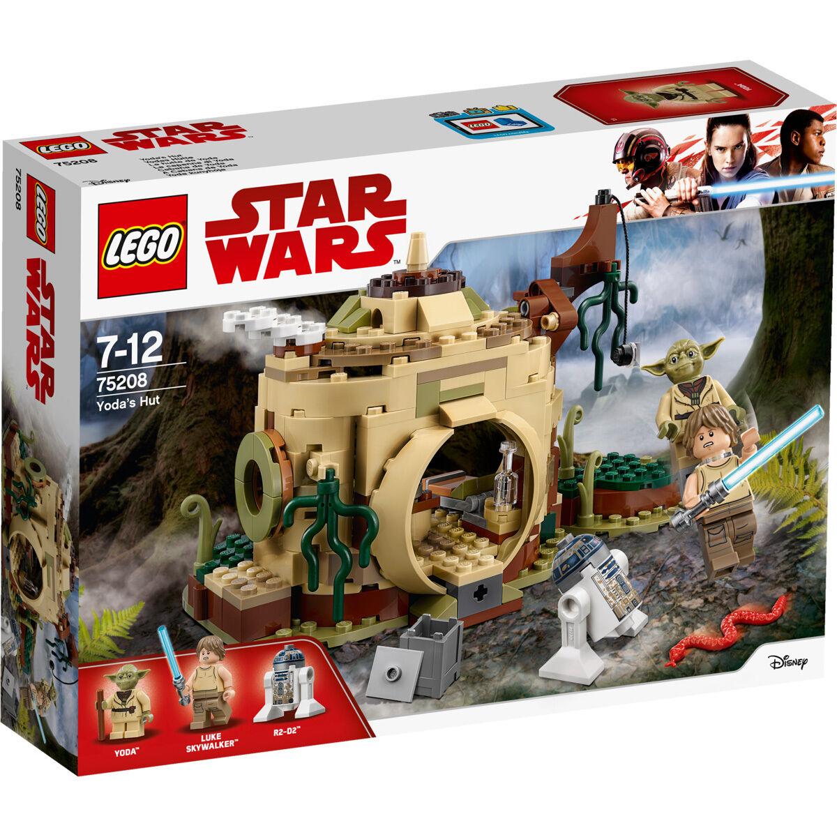 Jawoll! Lego Yodas Hütte 75208 u. a. scheinbar bundesweit