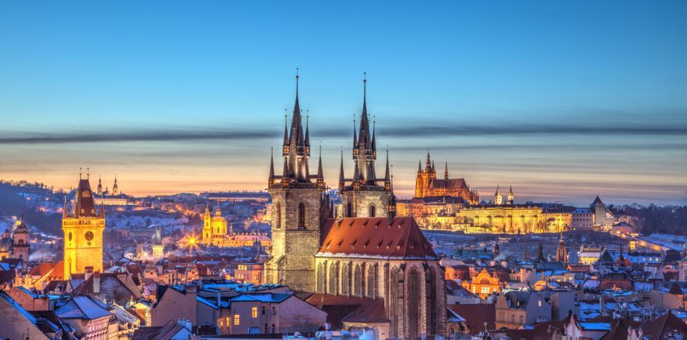 LAST MINUTE Special: City Reise nach Prag im 4* Hotel mit Frühstück inkl. Operntickets & Klassikkonzert