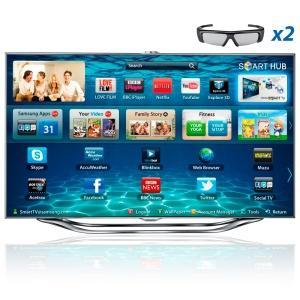 Samsung UE55ES8000 + 2 Brillen für 1.749,00 € @ oooferton.de