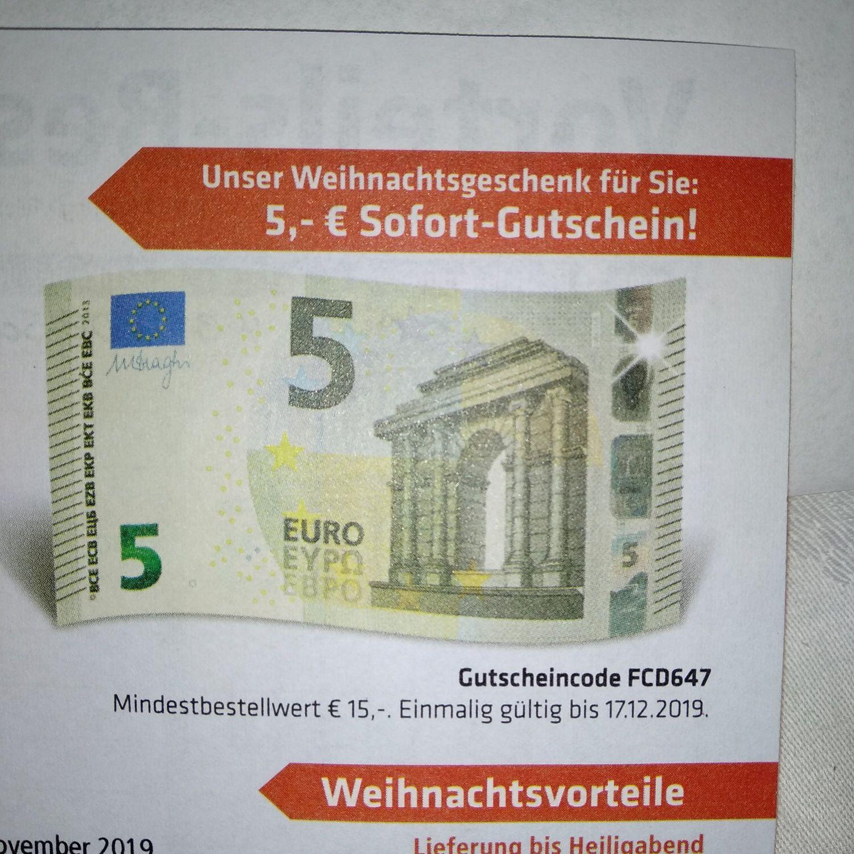 Pollin Gutschein über 5€