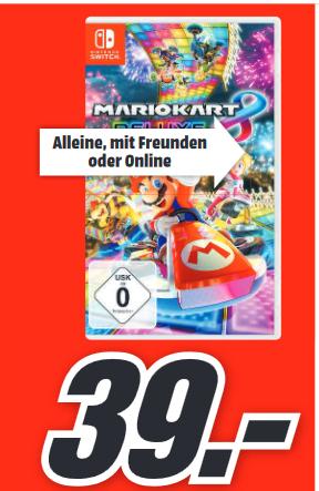 [lokal: Media Markt Münster] Mario Kart 8 Deluxe [Nintendo Switch]