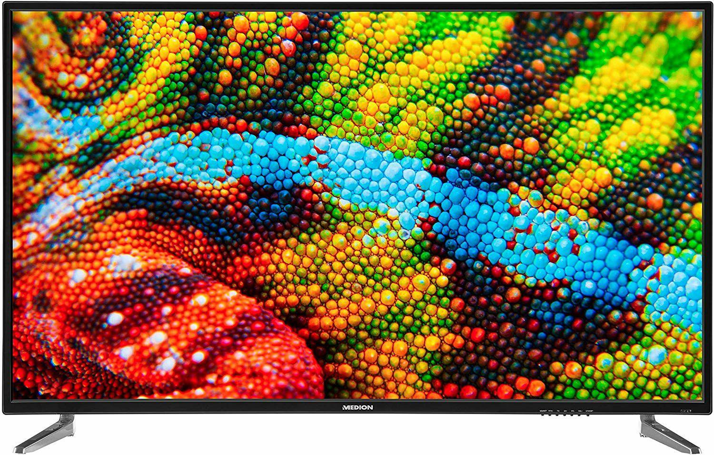 """Medion Life 4K UHD Fernseher - 50"""" P15050 für 249.99€ / 55"""" P15555 für 299.99€ (Amazon)"""