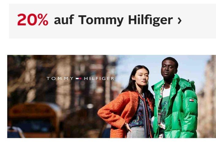 20% auf Tommy Hilfiger Mode @ Otto-App