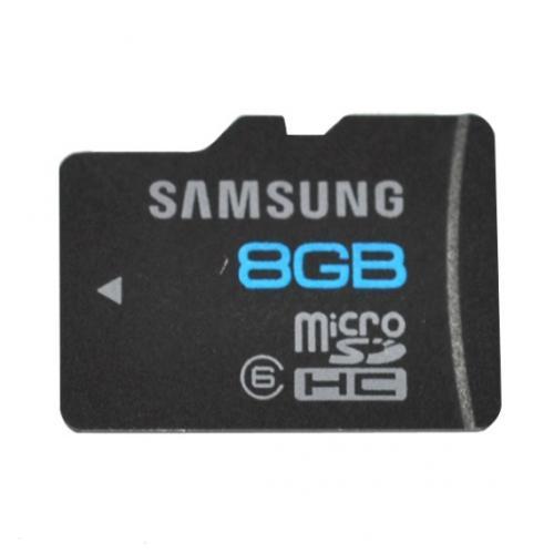 micro sd 8GB CLASS 6 von samsung