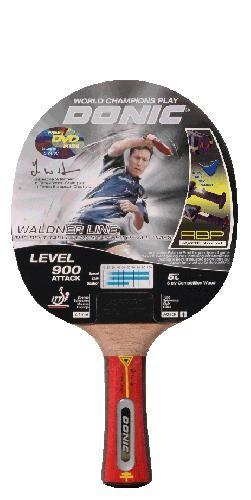 [Rakuten] DONIC Tischtennisschläger Waldner Level 900 inkl DVD (nur mit Paydirekt möglich)