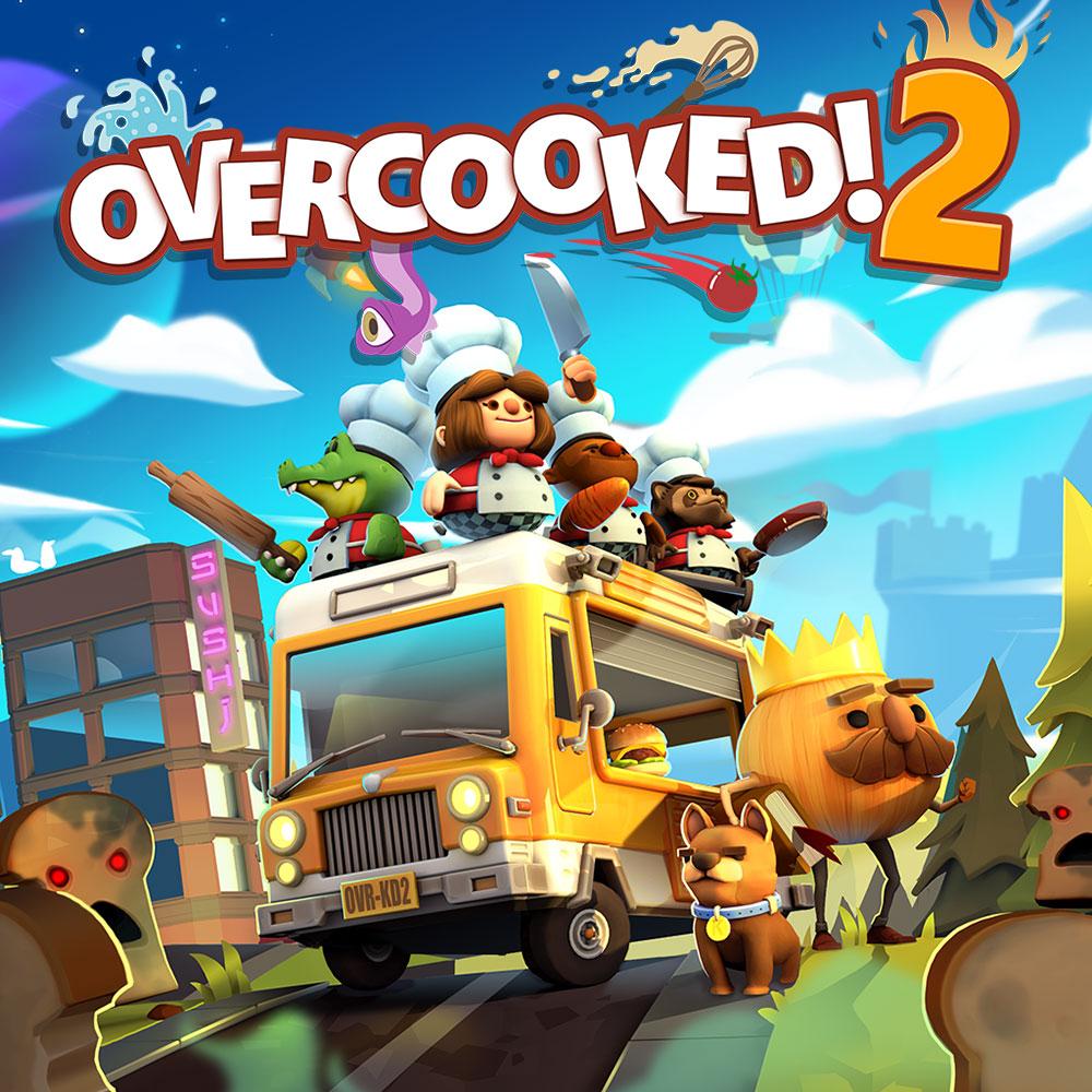 Overcooked! 2 (Switch) für 14,99€ (eShop)