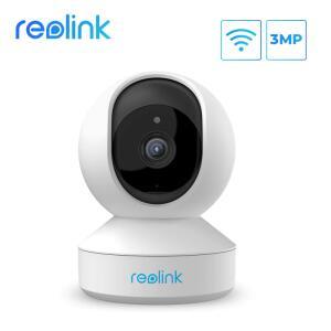 Reolink E1, Wifi Indoor IP Überwachungskamera E1, 3MP, Pan & Tilt, 2 Wege Audio, Nachtsicht, Versand aus DE oder UK