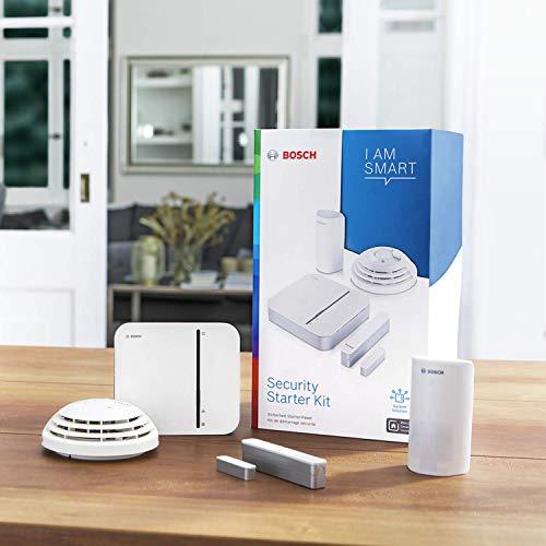 Bosch Smart Home - Starter Set Sicherheit + 100€ Bosch Gutschein durch aktion