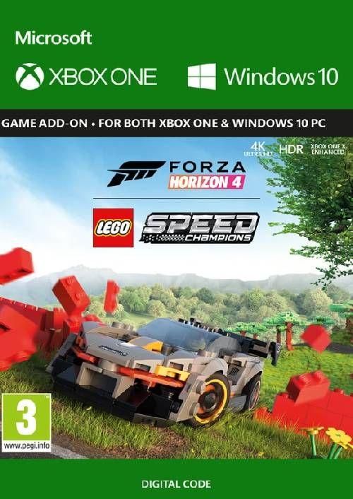Forza Horizon 4: Lego Speed Champions DLC (Xbox One/PC Digital Code Play Anywhere) für 7,09€ (CDkeys & Xbox Store)