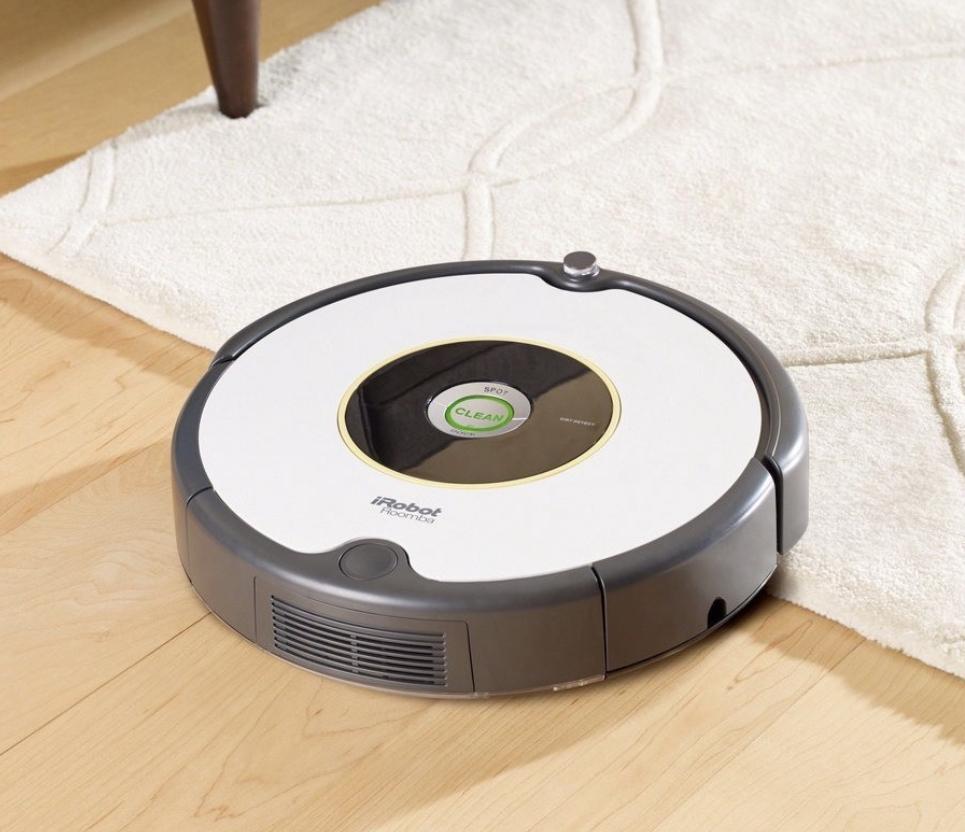 """iRobot Roomba 605 Saugroboter """"generalüberholt"""" für 99€ inkl. Versandkosten"""