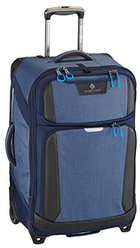 [Amazon] Eagle Creek Trolley Tarmac 29 erweiterbarer großer Rollkoffer mit übergroßen, leisen Rollen Koffer, 75 cm, 114,5 l, Slate blau