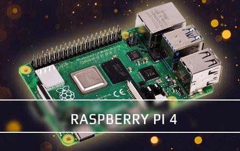 Raspberry Pi 4 4GB bei Berrybase.de [auf Lager]