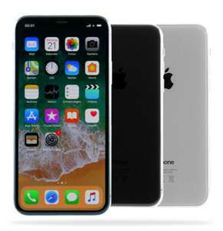 Apple IPhone X mit 64GB in silber & spacegrau GEBRAUCHTWARE