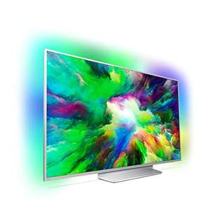 [Amazon] Philips 55PUS7803/12 139 cm (55 Zoll) LED (Ambilight, 4K Ultra HD, Triple Tuner, Smart Fernseher)