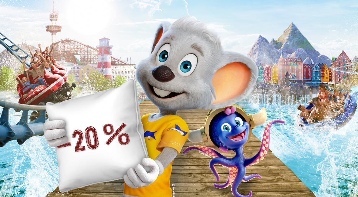 Europa Park Sommeraktion -20% auf Hotel & Eintrittspakete