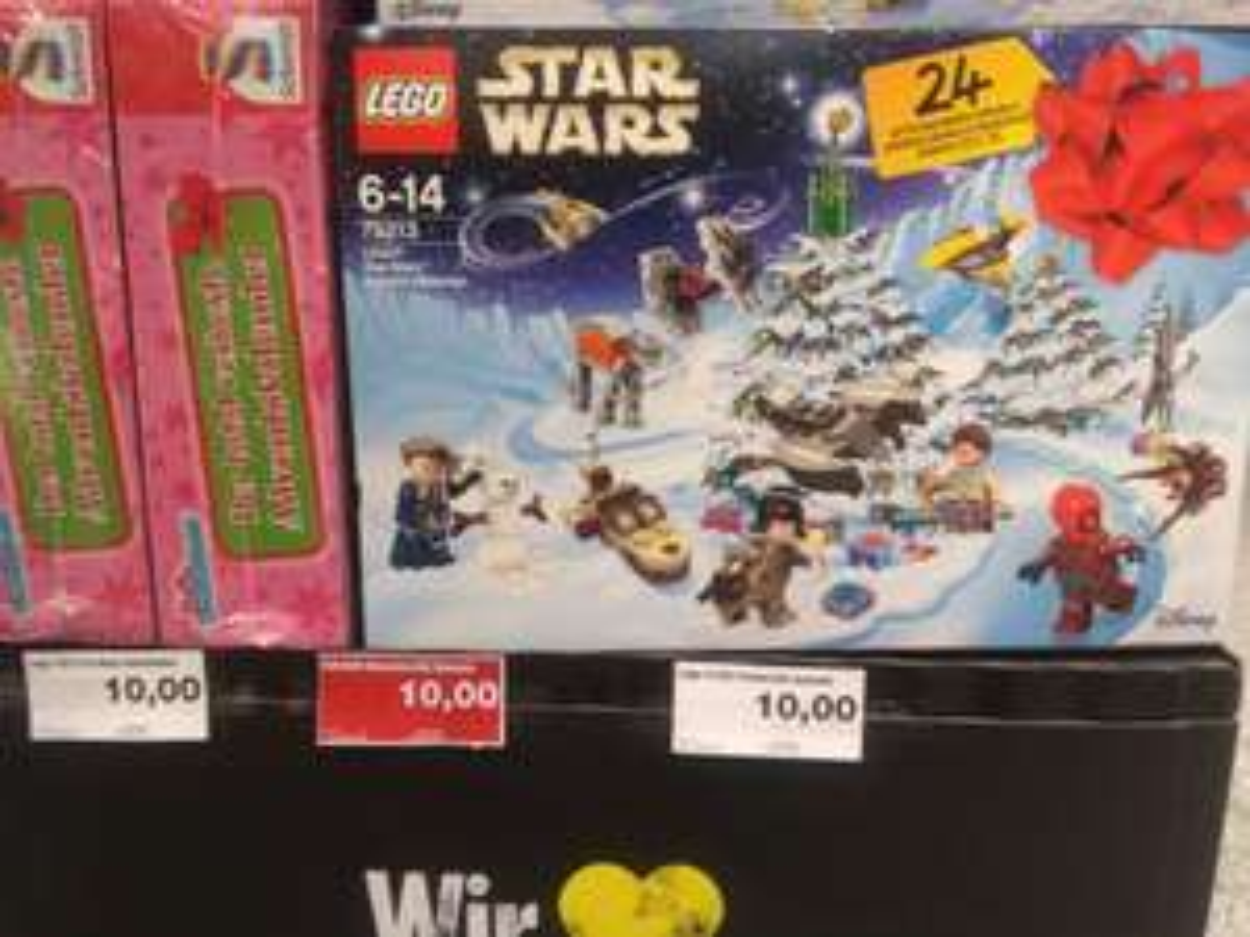 [Edeka PLZ 22949] Lego Star Wars Adventskalender 75213