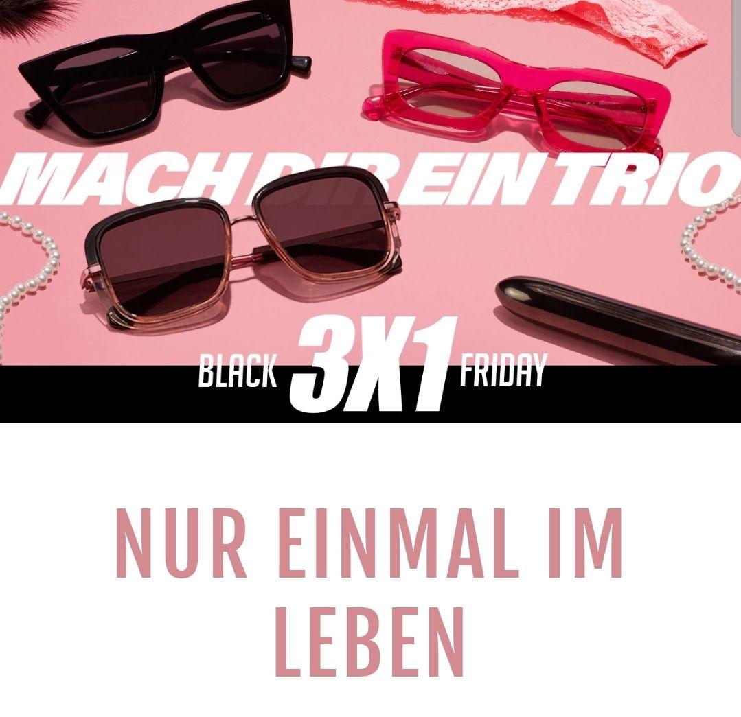 Sonnenbrillen Hawerks 3x1 Black Friday