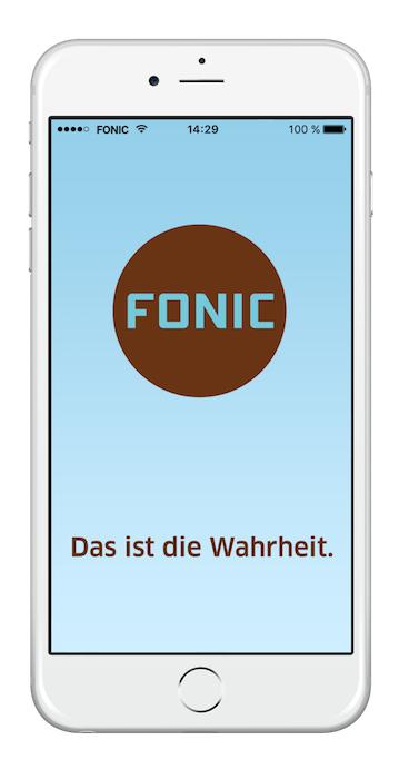 [FONIC] Für Kunden 10 GB Datenvolumen für 4 Wochen bedingungslos geschenkt !