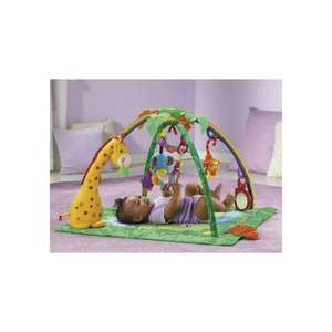 Mattel K4562 Fisher Price Rainforest Erlebnisdecke - Amazon.de
