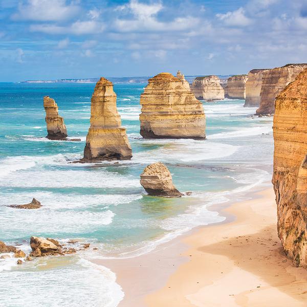 Flüge nach Australien (Melbourne) inkl. Gepäck hin und zurück von Düsseldorf, München und Frankfurt (Dezember - Mai) ab 530€