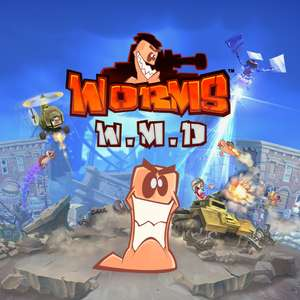 Worms W.M.D (Switch) für 10,19€ oder für 7,92€ UK (eShop)