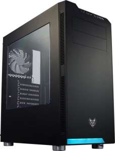 Gaming PC [konfigurierbar] Ryzen 3600X, Powercolor RX 5700 XT Red Dragon, 16GB DDR4-3000, 500GB NVMe SSD, 500W BeQ.