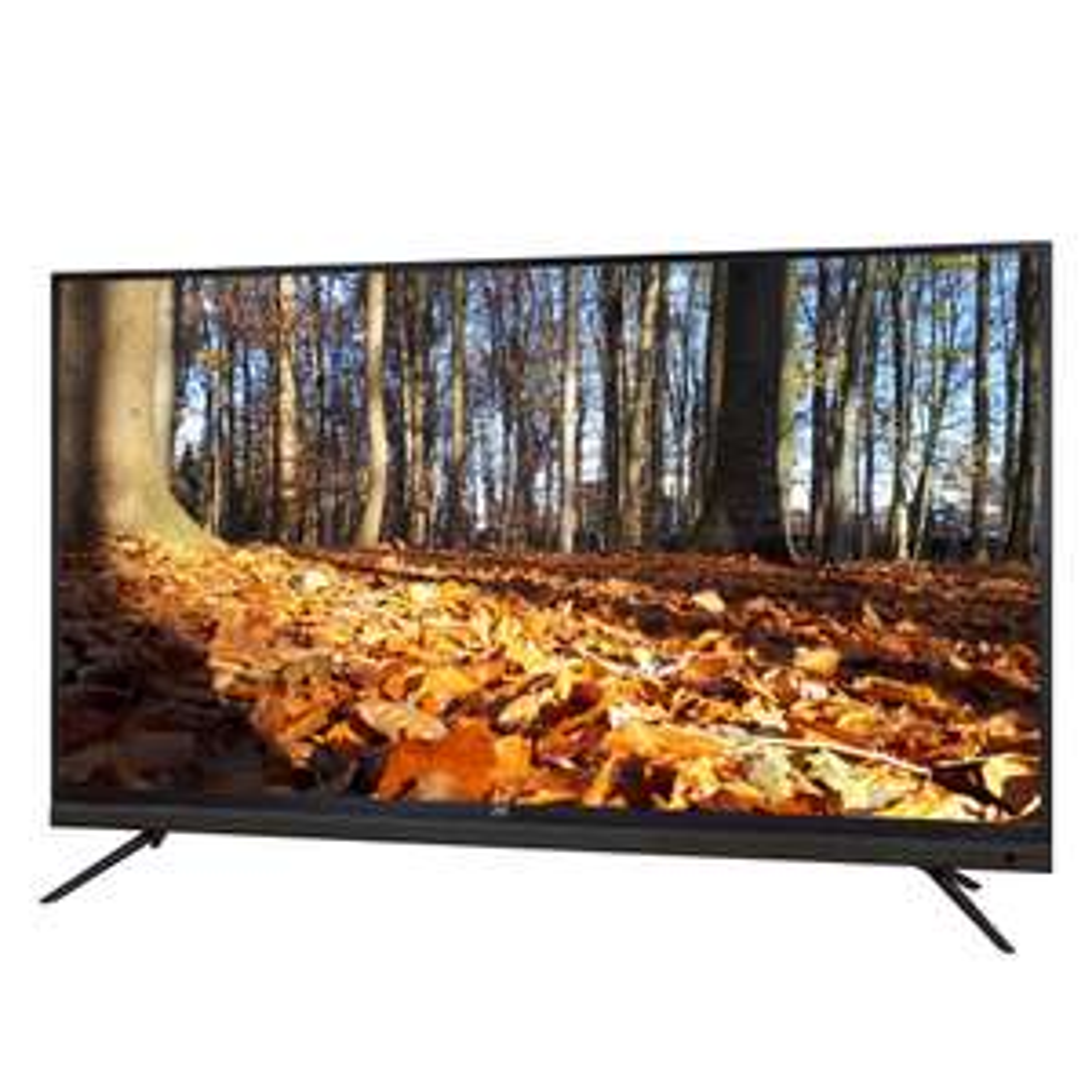 64.5 Zoll UHD 4K Smart TV Fernseher mit Soundbar JTC Centauris Sound 6.5 Triple Tuner
