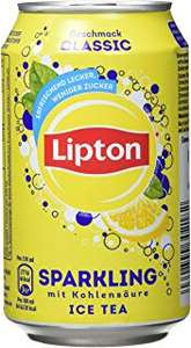 [Netto Markendiscount] Lipton Sparkling Ice Tea Classic oder Zero Dose 0,33l