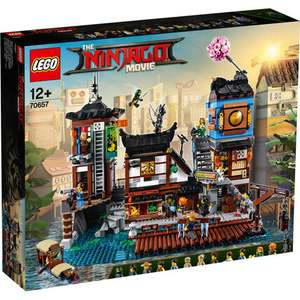 LEGO Ninjago 70657 City Hafen - Diverse Rabatte mit Kundenkonto