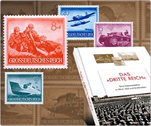 [WEBCENTS / WEB.DE / GMX] - Richard Borek Briefmarkenbuch für 9,95 Euro - bis zu 2750 Webcents (= 17,55 Euro Gewinn möglich)