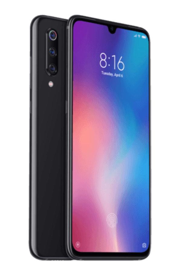 Xiaomi Mi 9 Schwarz 128GB