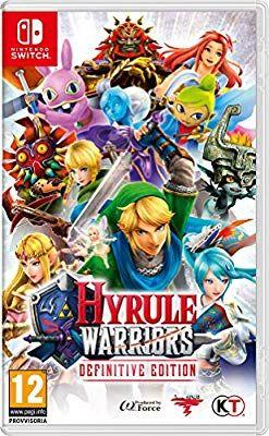 Hyrule WarriorsDefinitive Edition (Switch) [Amazon.it]