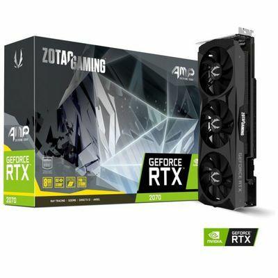 [Schweiz] Zotac Grafikkarten: RTX 2070 Gaming Mini OC, 8GB für 250.18€ / RTX 2070 Gaming AMP Extreme Core, 8GB für 269.70€ (Interdiscount)