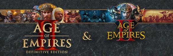 Age of Empires II Definitiv Edt. (2019) bei Steam für 15€ sofern AoE II 2013 bereits gekauft