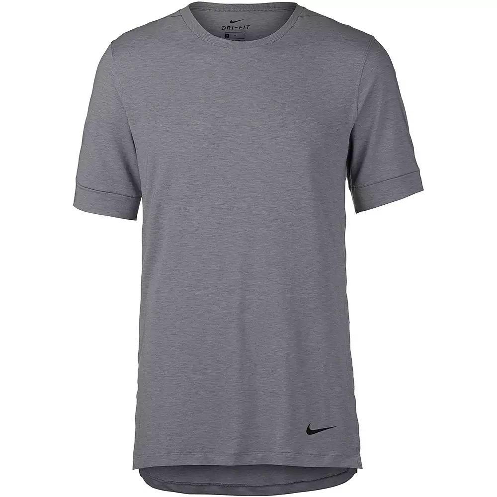 Nike Kurzarm-Yoga-Trainingsoberteil Größe M Amazon Prime